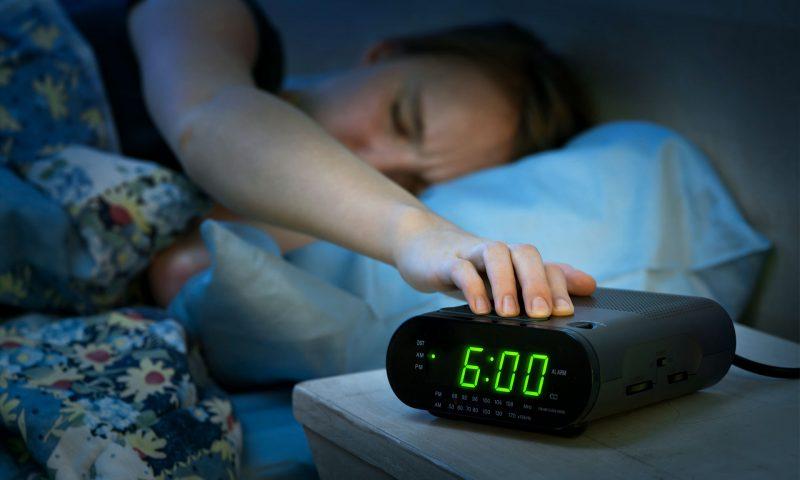 Сколько нужно спать.
