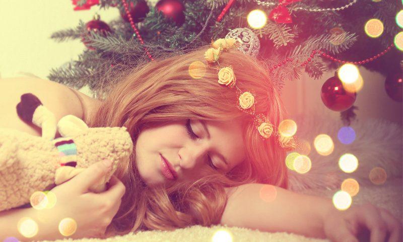 О сне приснившийся в канун Нового года.