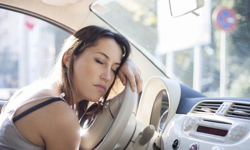 Практические советы: Как не уснуть за рулем.
